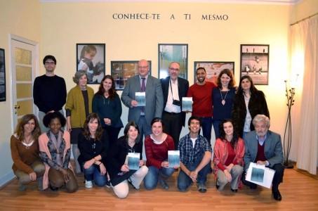 [:en]With the writer Jose-Carlos Fernandez and his students[:he] עם המחבר קרלוס-חוסה פרדננז ותלמידי